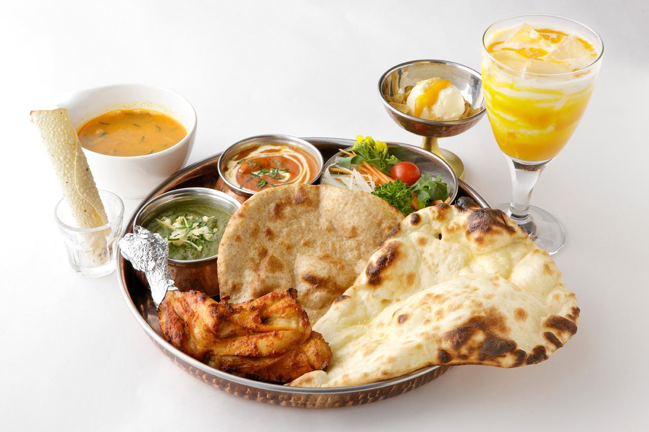 カフェ&インド料理 ラサマンダ